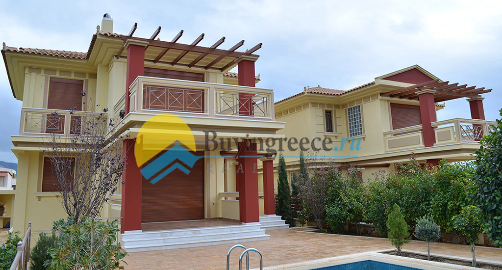 2Villas in Kinetta - Buyingreece Real Estate (1)