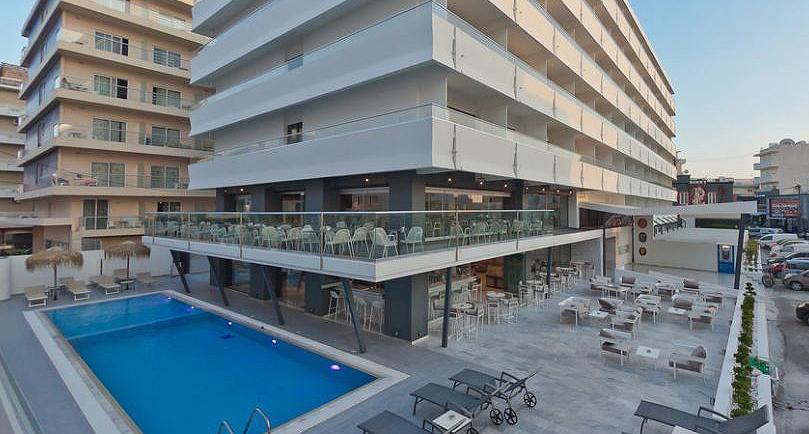 Alexia Hotel RHODES in Auction - Buyingreece Real Estate list