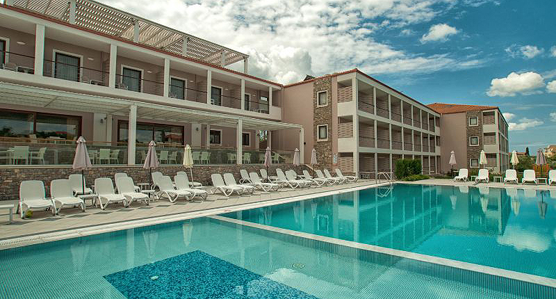 Arty Hotel 5STAR in Auction - Ancient Olympia list