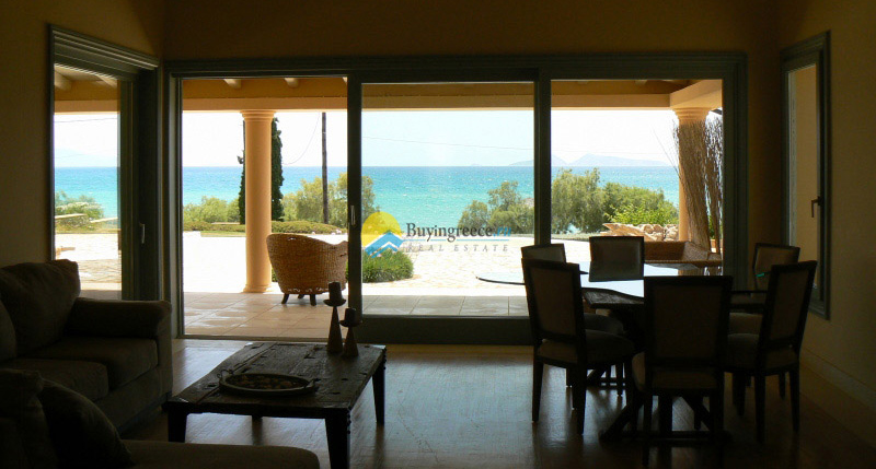 Elite Villa in Porto Heli in front of the sea - Buyingreece Real Estate (ed)