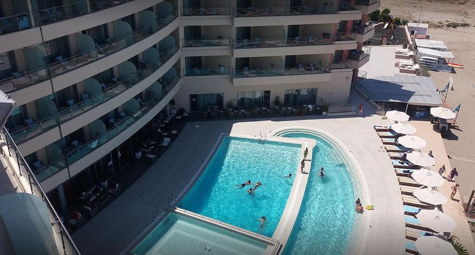 Konstantinos Palace 5Star Hotel in Auction - Karpathos - Buyingreece Real Estate list
