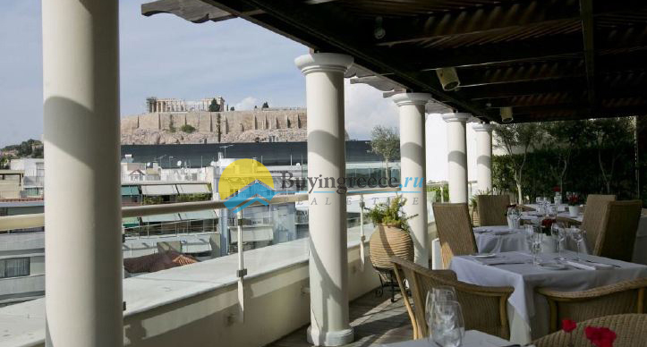 Luxury Hotel in Plaka with Acropolis View - Athens - Buyingreece Real Estatelist