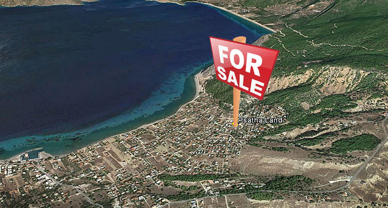 Plot near Sea in Psatha of Attica - Buyingreece Real Estate (ed)