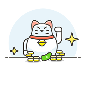 lucky-cat-money-icon