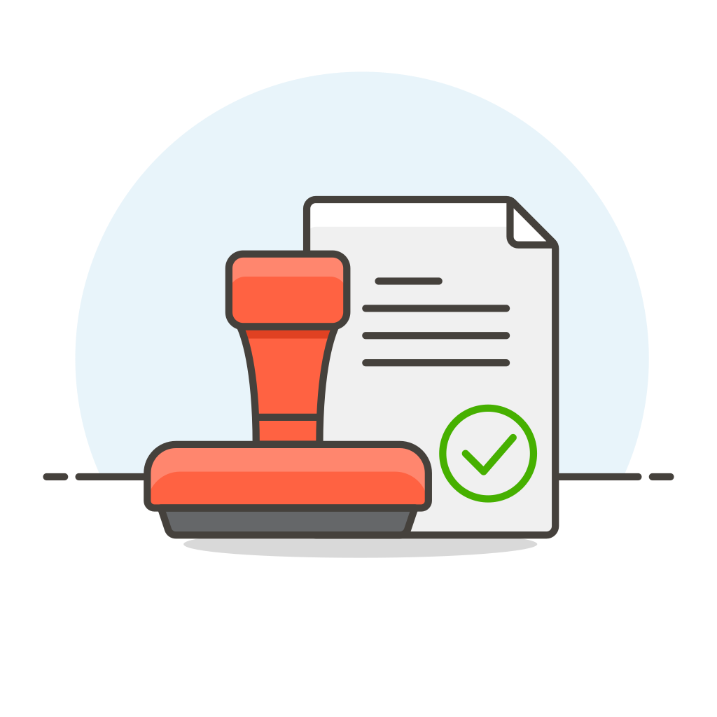 stamp-document-icon
