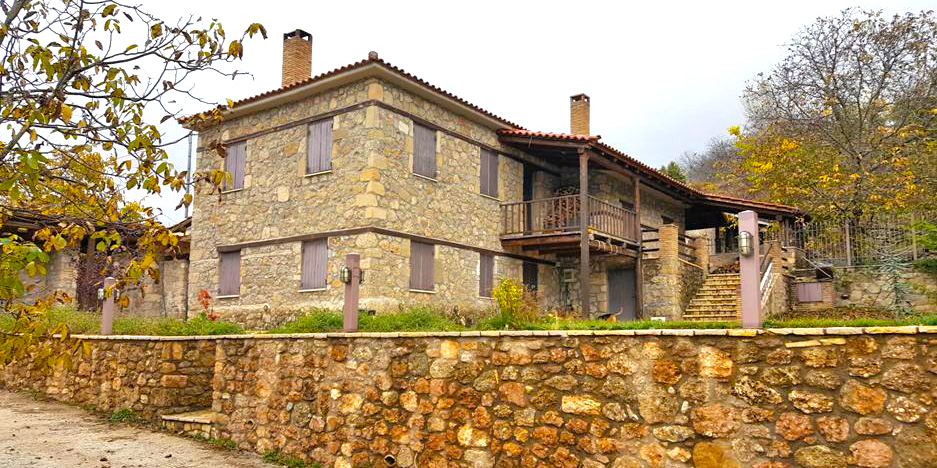 Classic Mansion in Peloponnese