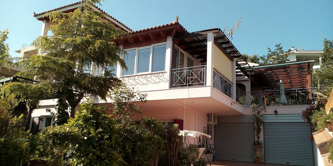 Detached house near Lavrio