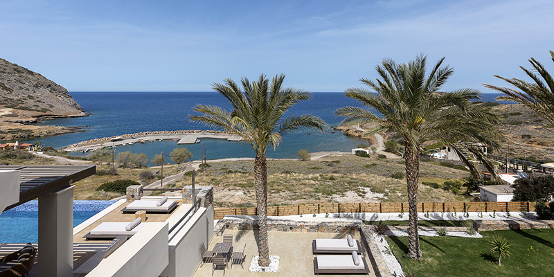 Superior villa in Creta
