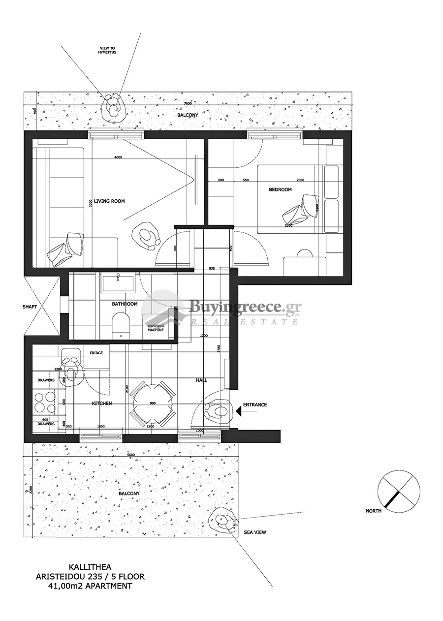 Apartment in Kalithea