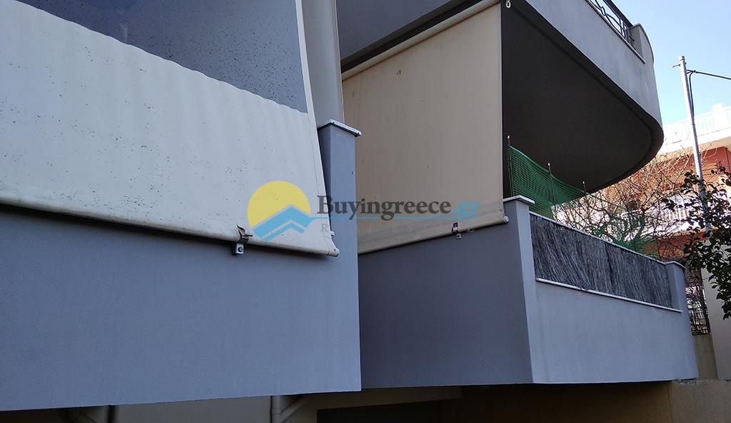 Apartment in Chalkida of Greece with sea view