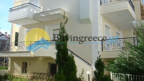 New house in Thessaloniki
